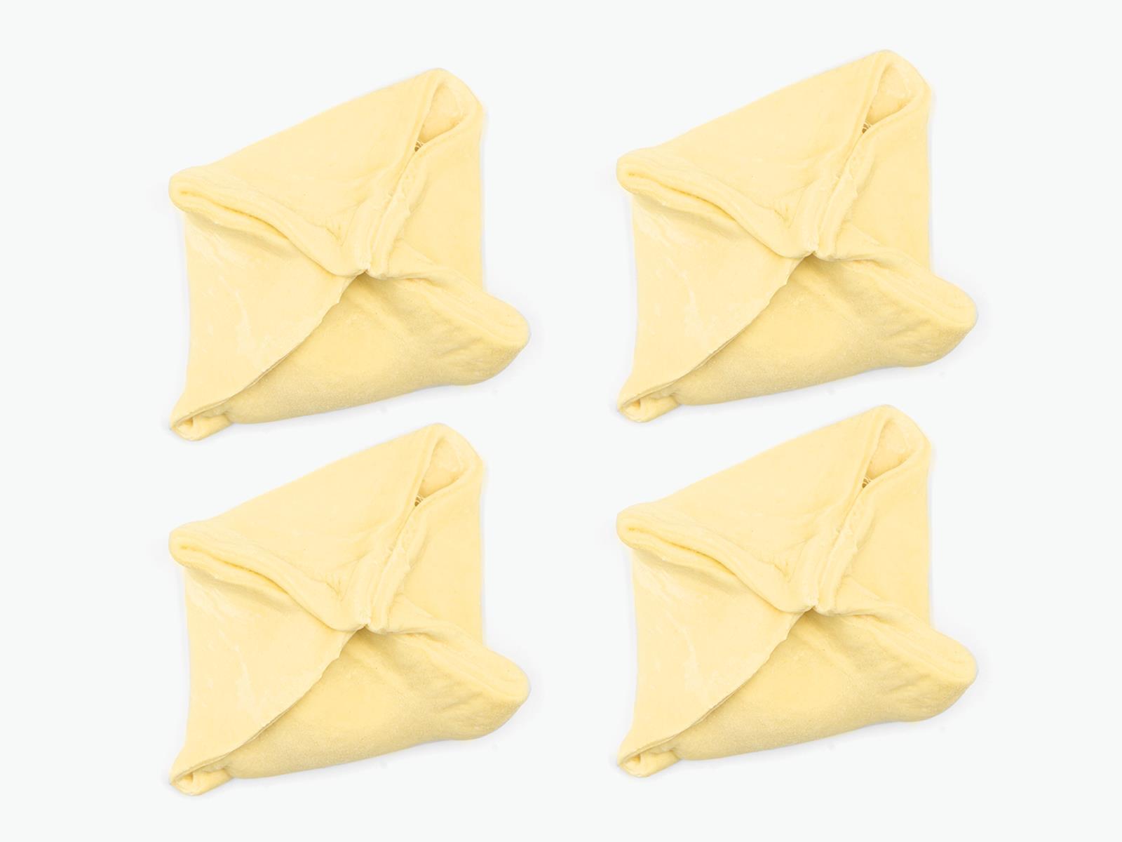 Турнель с сыром и ветчиной зам (4 шт) 560 г