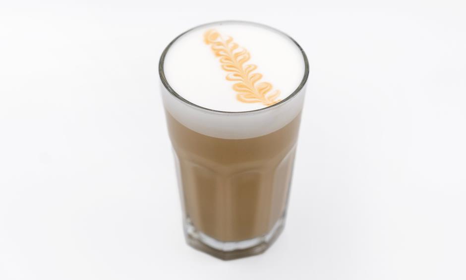 Кофе ЛАТТЕ 350 мл