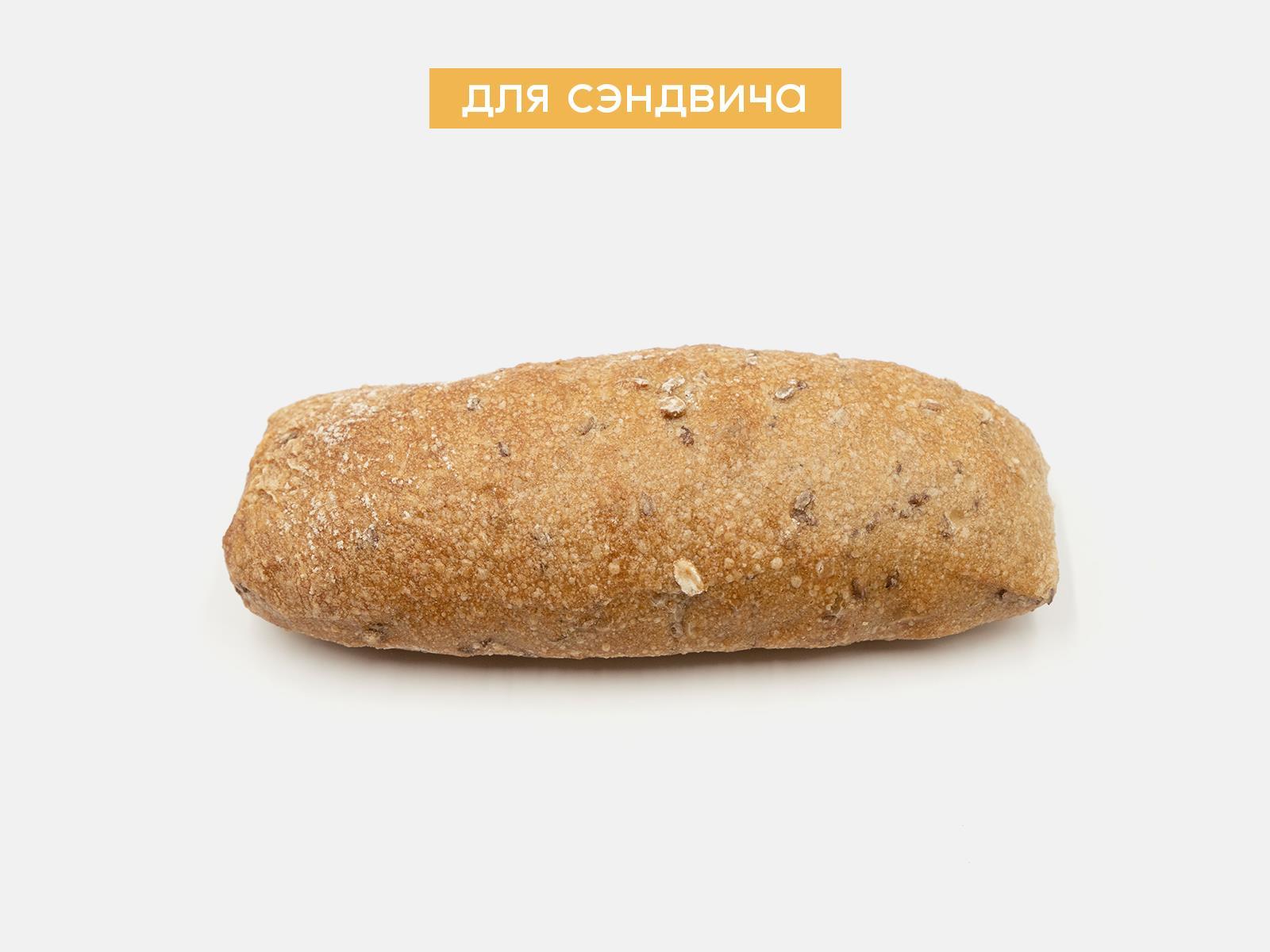 Булочка Зерновая 120 г