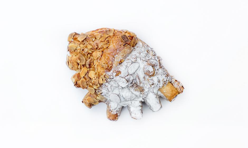 Подкова шоколадно-ореховая 110 г