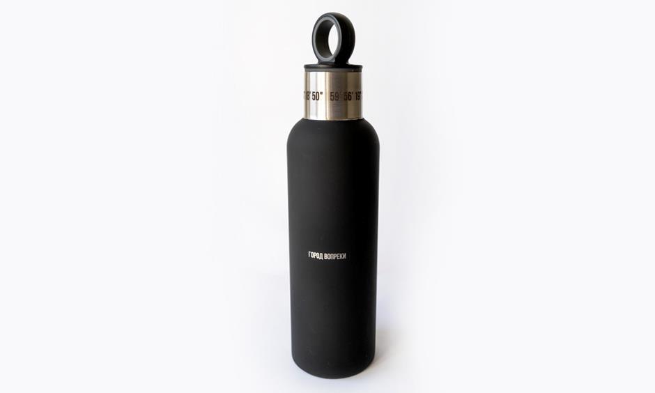 Термобутылка Piter by