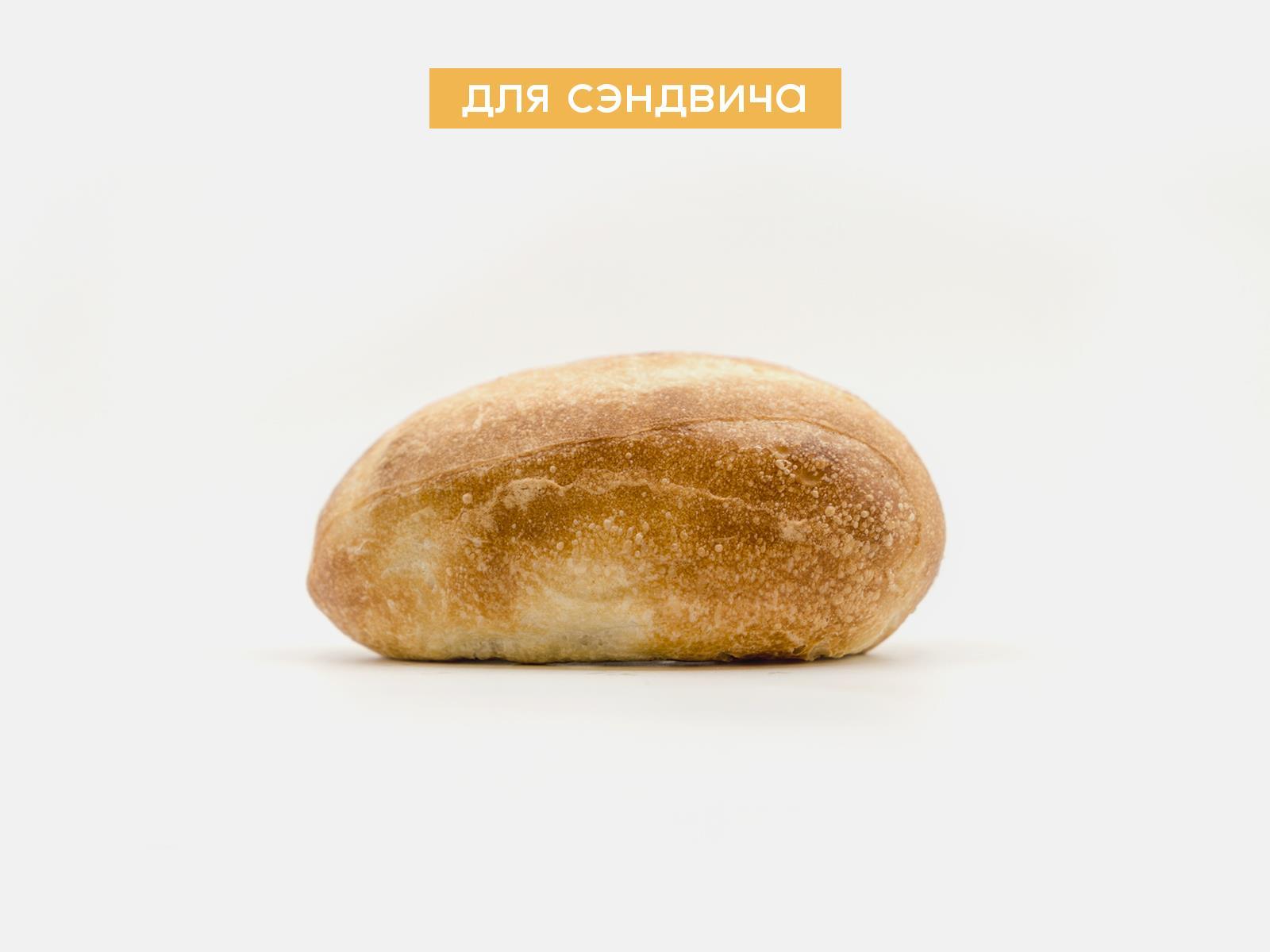 Булочка Чиабатта 90 г
