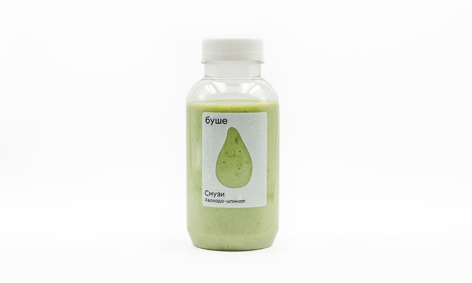 Смузи авокадо/шпинат 300 мл