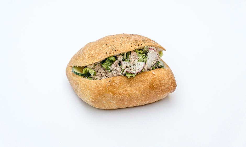 Сэндвич с тунцом 220 г
