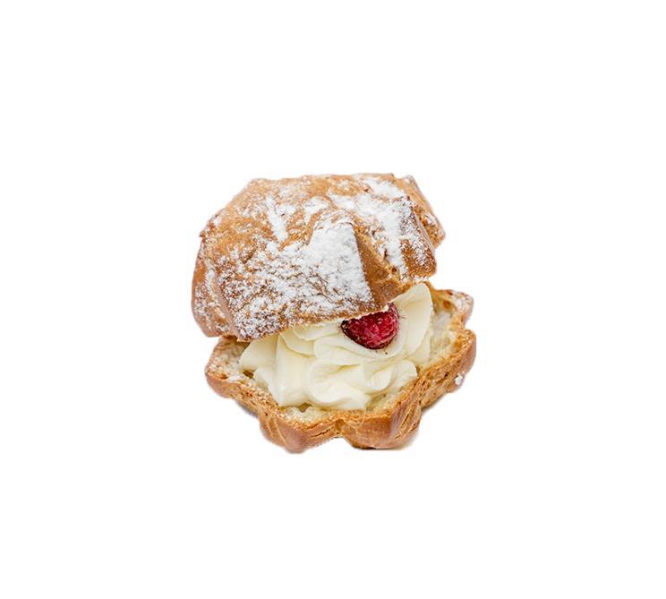 Пирожное Баваруа (со сливками) 90 г