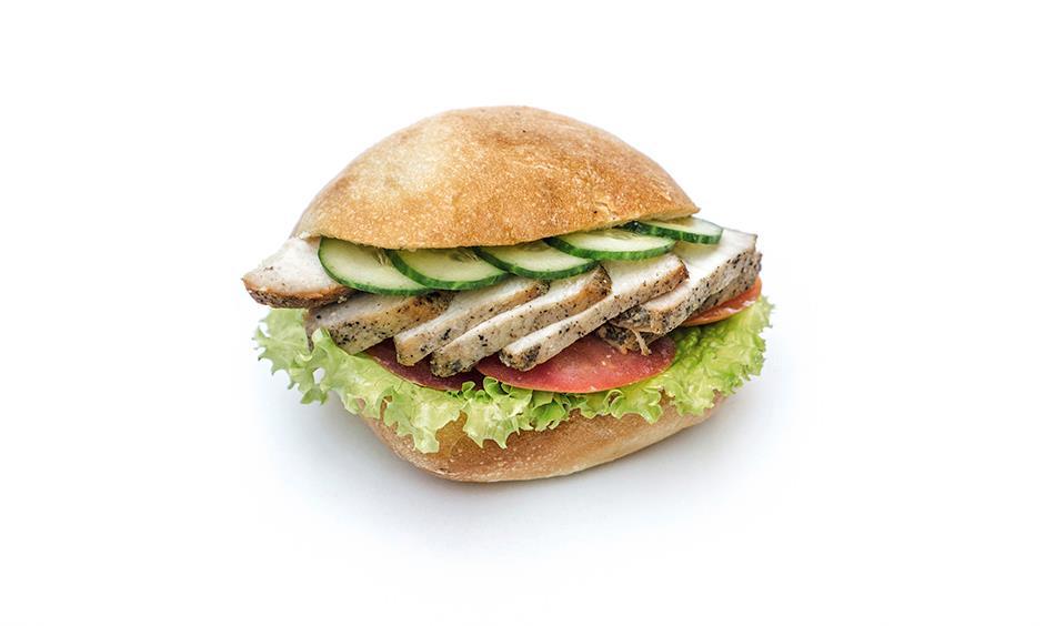 Сэндвич с индейкой 280 г