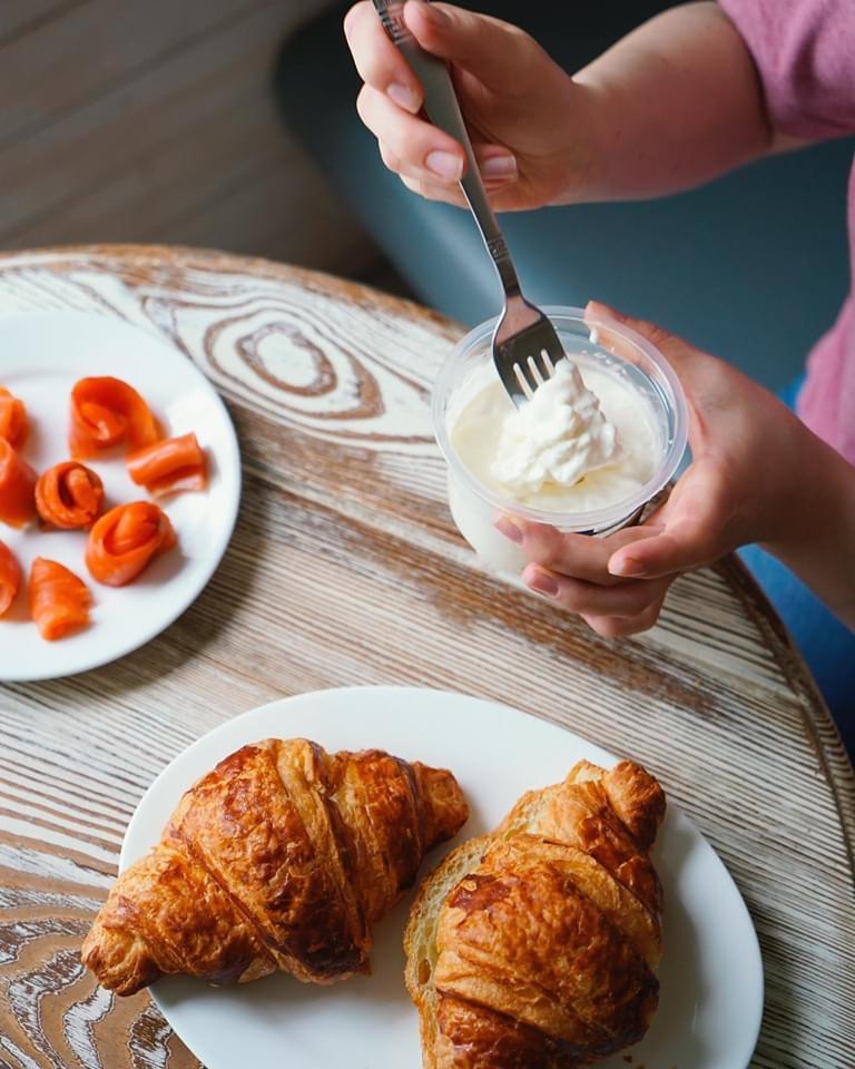 Наборы «готовим дома»: круассаны с лососем, паста или завтрак на двоих
